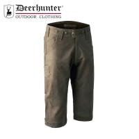 Deerhunter Strasbourg Leather Breeks Brown