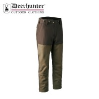 Deerhunter Marseille Leather Mix Boot Trouser Walnut