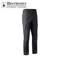 Deerhunter Lofoten Teflon Trousers Black Ink