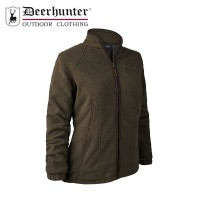 Deerhunter Lady Josephine Fleece W. Membrane Graphite Green