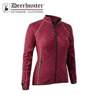 Deerhunter Lady Insulated Fleece Red Melange