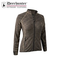 Deerhunter Lady Insulated Fleece Brown Melange