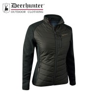 Deerhunter Lady Caroline Padded Jacket Timber