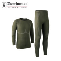 Deerhunter Mens Performance Underwear Set Forest Night