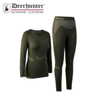 Deerhunter Lady Performance Underwear Set Forest
