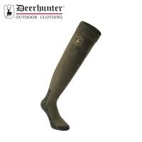 Deerhunter Deluxe Wool Socks Long Green Leaf