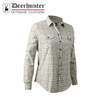 Deerhunter Lady Sarah Shirt Green Check