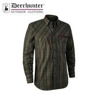 Deerhunter Keith Shirt Green Check
