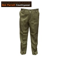 Bob Parratt Partridge Tweed Trousers