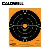 Caldwell Orange Peel 8 Inch Bullseye Targets