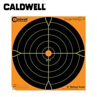 Caldwell Orange Peel 12 Inch Bullseye Targets