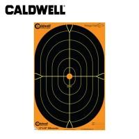 Caldwell Orange Peel Oval Target 18 Inch
