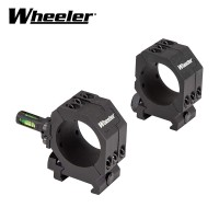 Wheeler Pic Rail Scope Rings 30mm
