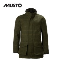 Musto Stretch Technical Gtx Tweed Jacket Balmoral
