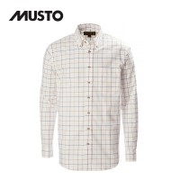 Musto Classic Button Down Shirt Wimborne Gold