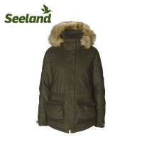 Seeland North Lady Jacket Pine Green
