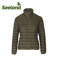 Seeland Hawker Quilt Lady Jacket Pine Green