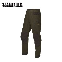 Harkila Mountain Hunter Trousers Hunting Green/Shadow Brown 35 Leg
