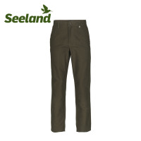 Seeland Noble Classic Trousers Pine Green