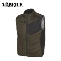 Harkila Heat Waistcoat Willow Green/Black