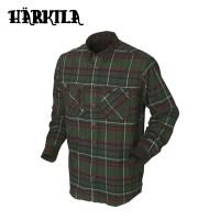 Harkila Pajala Shirt Green Check