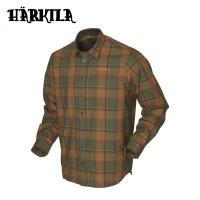 Harkila Metso Active Shirt Spice Check
