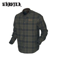 Harkila Metso Active Shirt Willow Green Check
