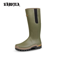 Harkila Orton Gusset Boot Dark Olive
