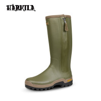 Harkila Orton Zip Boot Dark Olive