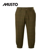 Musto Machine Washable Gore Tex Tweed Breeks Balmoral