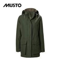 Musto Whisper Highland Gtx Pl Jacket Dark Green