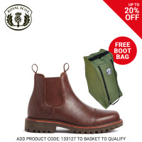 Royal Scot Toul Ladies Boot Brown