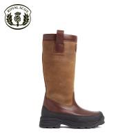 Royal Scot Glencoe Ladies Boot Dark Brown