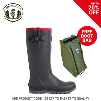 Royal Scot Rannoch Ladies Boot Black
