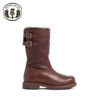 Royal Scot Nevis Mens Boot Dark Brown