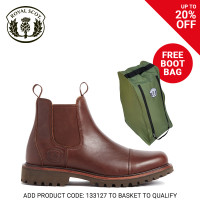 Royal Scot Toul Mens Boot Brown