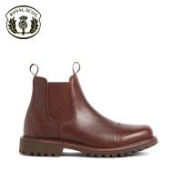 Royal Scot Toul Mens Boot Brown