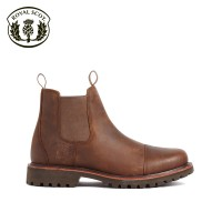 Royal Scot Toul Mens Boot Dark Brown