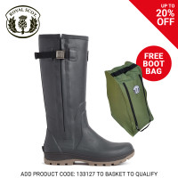 Royal Scot Lomond Mens Boot Tarmac Green