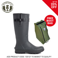 Royal Scot Rannoch Mens Boot Tarmac Green