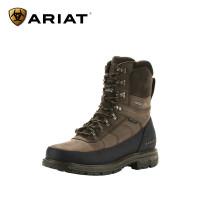 ARIAT CONQUEST EXPLORE 8 INCH GTX 400G MENS OUTDOOR BOOT DARK BROWN