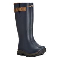 Ariat Burford Ladies Waterproof Rubber Boot Navy