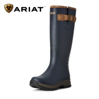 Ariat Burford Ladies Waterproof Rubber Boot Navy