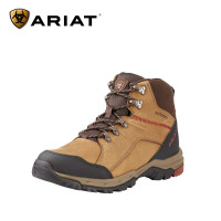 ARIAT SKYLINE MID H2O MENS BOOT DISTRESSED BROWN