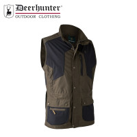 Deerhunter Strike Waistcoat Fallen Leaf