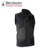 Deerhunter Strike Waistcoat Black Ink