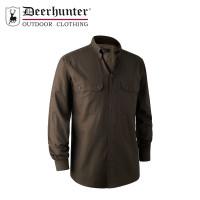 Deerhunter Reyburn Bamboo Shirt Space Green