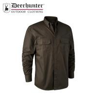 Deerhunter Caribou Hunting Shirt Beech Green