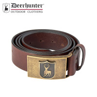 Deerhunter Leather Belt