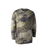 Deerhunter Birch L/S T Shirt Realtree Wav3